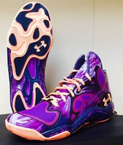 UNDER ARMOUR UA STEPHEN CURRY VOODOO PE ANATOMIX SPAWN 8.5 NBA ALL STAR NOLA