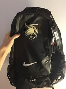 Army College West Point Nike Air Max Bookbag Backpack New With Tags