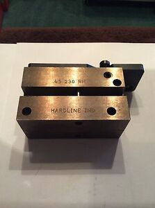 NEW 4-Cavity 45 ACP 230 Grs RN Hardline bullet mould