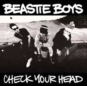 BEASTIE BOYS BEASTIE BOYS:CHECK YOUR HEAD REMASTERED NEW VINYL RECORD $36.93