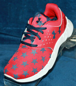 Youth Boys Under Armour BPS Flow RN Flag GR Size 1.0 - 1270274-600