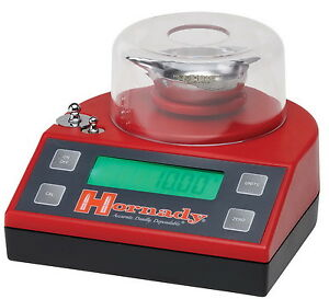 Electronic Bench Scale Hornady Ammo Reloading Powder 1500 Grain Capacity