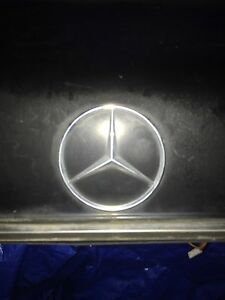 1983 Mercedes 300 Turbo Diesel W123 Trunk Lid excellent Condition