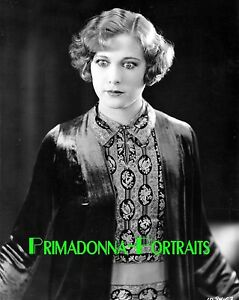 ESTHER RALSTON 8X10 Lab Photo 1920's B&W Silent Era Delicate Movie Still