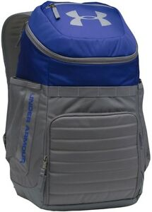 Brand New Under Armour Undeniable Backpack 3.0 RoyalGraphiteGraphite