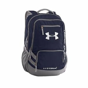 Under Armour Storm Hustle II Backpack One Size Midnight Navy