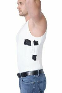 AC UNDERCOVER CCW Elite Tank Top Shirt Concealed Carry Clothing Holster Ref 514