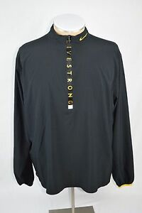Nike Fit-Dry Live Strong Long Sleeve 14 Zip Athletic Workout Running Shirt XL