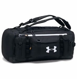 UA Under Armour EXCLUSIVE Olympic Range Duffle Regiment Bag NWT
