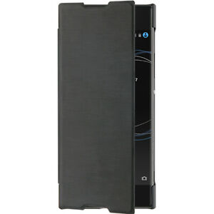 Roxfit Sony Xperia XA1 Urban Slim Book Case (Black)