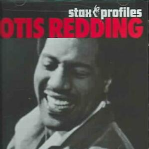 OTIS REDDING - STAX PROFILES NEW CD