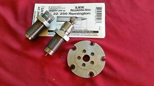 LEE LM Shell Plate #4S LEE Load Master 22-250 and dies