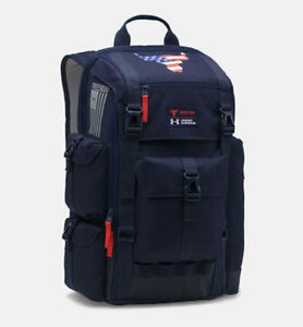 UNDER ARMOUR STORM I Freedom Project Rock Backpack 1303064  Blue New with tags
