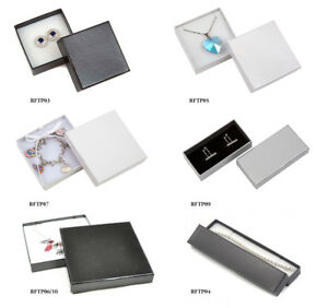 Glossy Jewellery Boxes (Bracelet~Bangle~Watch~Pendant~Earrings~Necklace)