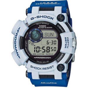 CASIO G-SHOCK GWF-D1000K-7JR Dolphin & Whale FROGMAN Love The Sea And The Earth