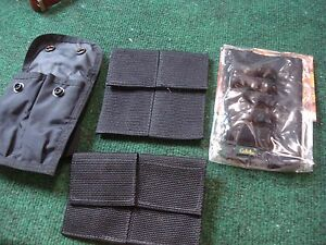 misc magazine pouches shot shell carrier set of 4