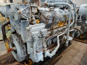 Used CAT G3512LE Gas Compression Engine Core