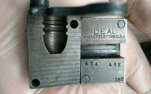 Ideal 454485 Lyman 1- cav GC bullet mold (452190) high speed 45 Colt 454 Cas.