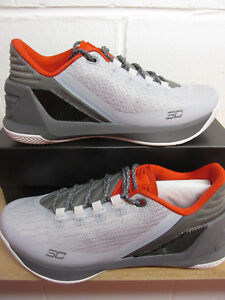 Under Armour UA Curry 3 Low Mens Basketball Trainers 1286376 289 Sneakers Shoes