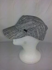 Under Armour Women's One Size Fits All Running Tennis Golf Hat Cap Gray White