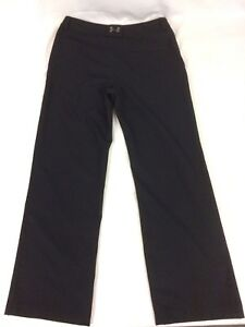 Under Armour Youth Golf Pants Black Youth XL Polyester Adjustable Waist