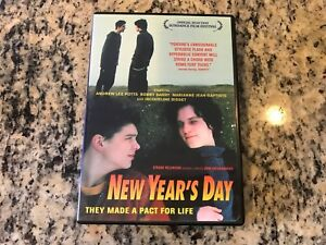 NEW YEAR'S DAY VERY GOOD DVD 2004 SUICIDE PACT TEENAGE DRAMA ANDREW LEE POTTS