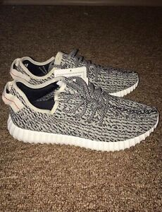 ADIDAS YEEZY BOOST 350 TURTLE DOVE SAMPLE - AQ4832 MEN'S SHOES SIZE 11