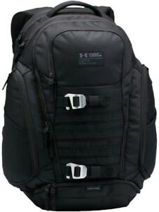 Brand New Under Armour Huey Backpack Black