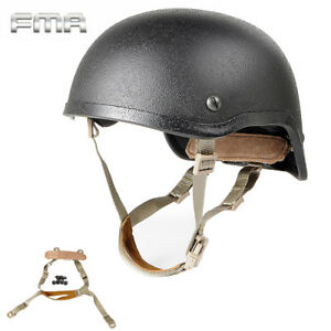 FMA Helmet Suspension System H-Nape For MICH Tactical Helmet Accessory Strap