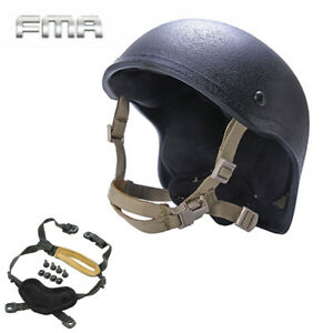 FMA Helmet General Suspension X-Nape System For MICH ACH Helmet Adjustable Strap