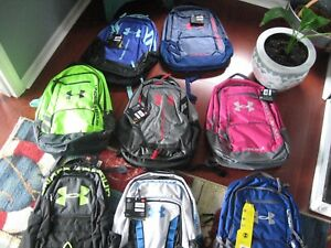 UNDER ARMOUR Unisex Full Size STORM  Back Pack All Colors MSRP-$44.99-$69.99