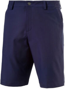Puma Essential Pounce Golf Shorts Peacoat 34