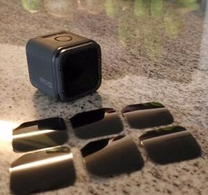 GoPro Session 45 Stick On ND4 & ND8 Neutral Density Filter Anti-Jello *6 PACK*