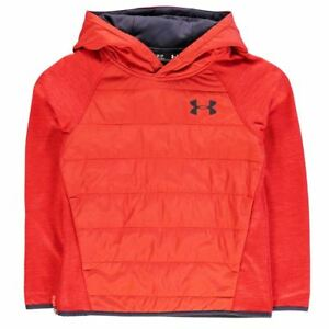 Under Armour Training Hoody Junior Boys SIZE 7-8 YEARS REF C1245