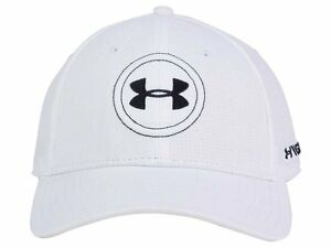 Under Armour Airvent Golf Hat - White - Size ML