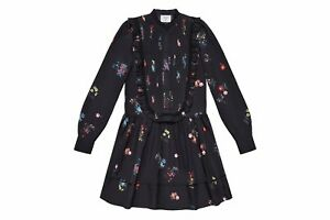 Erdem x H&M Floral Mini Dress Size 10 As Seen On Kate Mara on hand