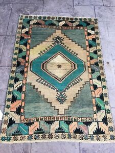 "Anatolian Turkish Oushak Rug3""8X5""4 excellent Condition"