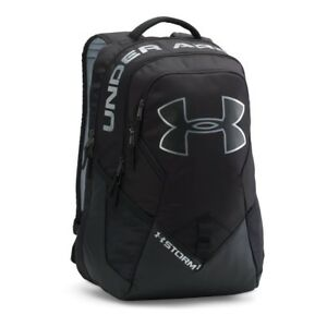 Under Armour Storm Big Logo Water-Resistant Backpack f 15