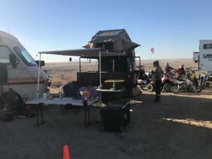 M1101 Off Road Overland Camping Trailer