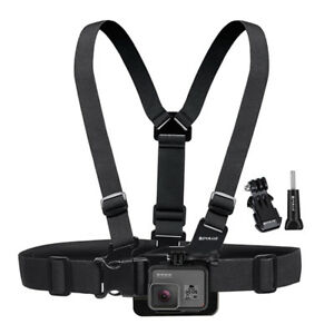Body Mount Belt Chest Strap for GoPro HERO6 5 5 Session 4 3+ 3 2Xiaomi yi h9r