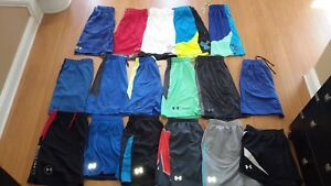 Under Armour Mens' AthleticGym Shorts Many Styles & Colors MSRP $25-$45