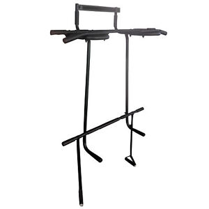 Titan Multi Exercise Over the Door Trainer Pull Up Tricep Dip Doorway Bar Gym
