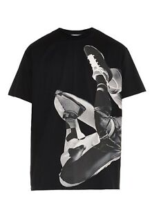NWT GIvenchy Basketball Crewneck t-shirt size M Colombian Fit