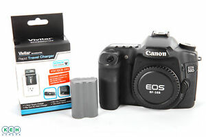 Canon EOS 50D 15.1mp DLSR Camera Body With Batt. and Charger