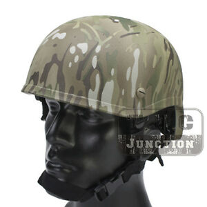 Emerson Tactical ACH MICH 2001 TC-2001 Combat Helmet ABS for Airsoft Paintball