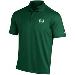 Under Armour Golf Fit Colorado State Rams Performance Polo