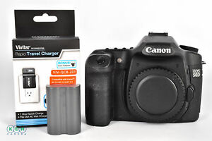 Canon 50D 15.1 MP Digital Camera Body