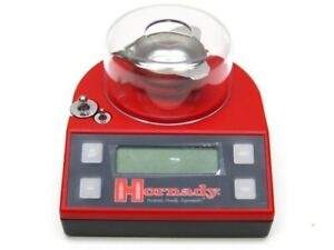 Hornady Red Lock N Loaded Electronic Bench Powder Ammo Scale 50108