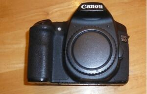 Canon EOS 50D 15.1MP Digital SLR Camera Body+Battery  40D Shutter Count 62164