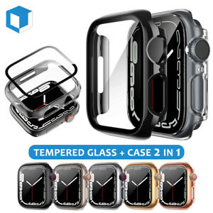 Apple Watch Series 3 Full Protective Case+Screen Protector Cover iWatch 3842mm
